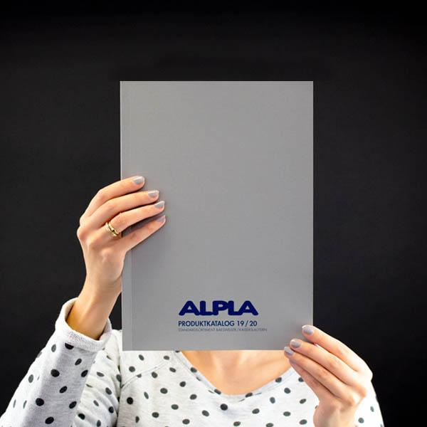 Katalogdesign von der Designagentur und Werbeagentur Bureau Christ aus Aachen