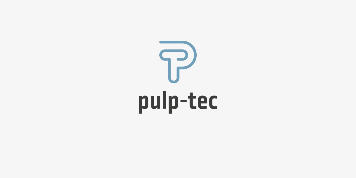 Corporate Design und Website für Pulp-Tec